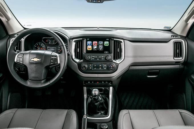S10 2.5 interior
