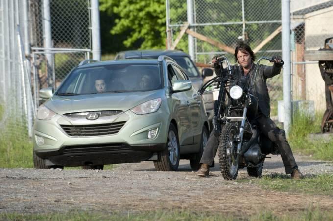 The Walking Dead – Hyundai ix35