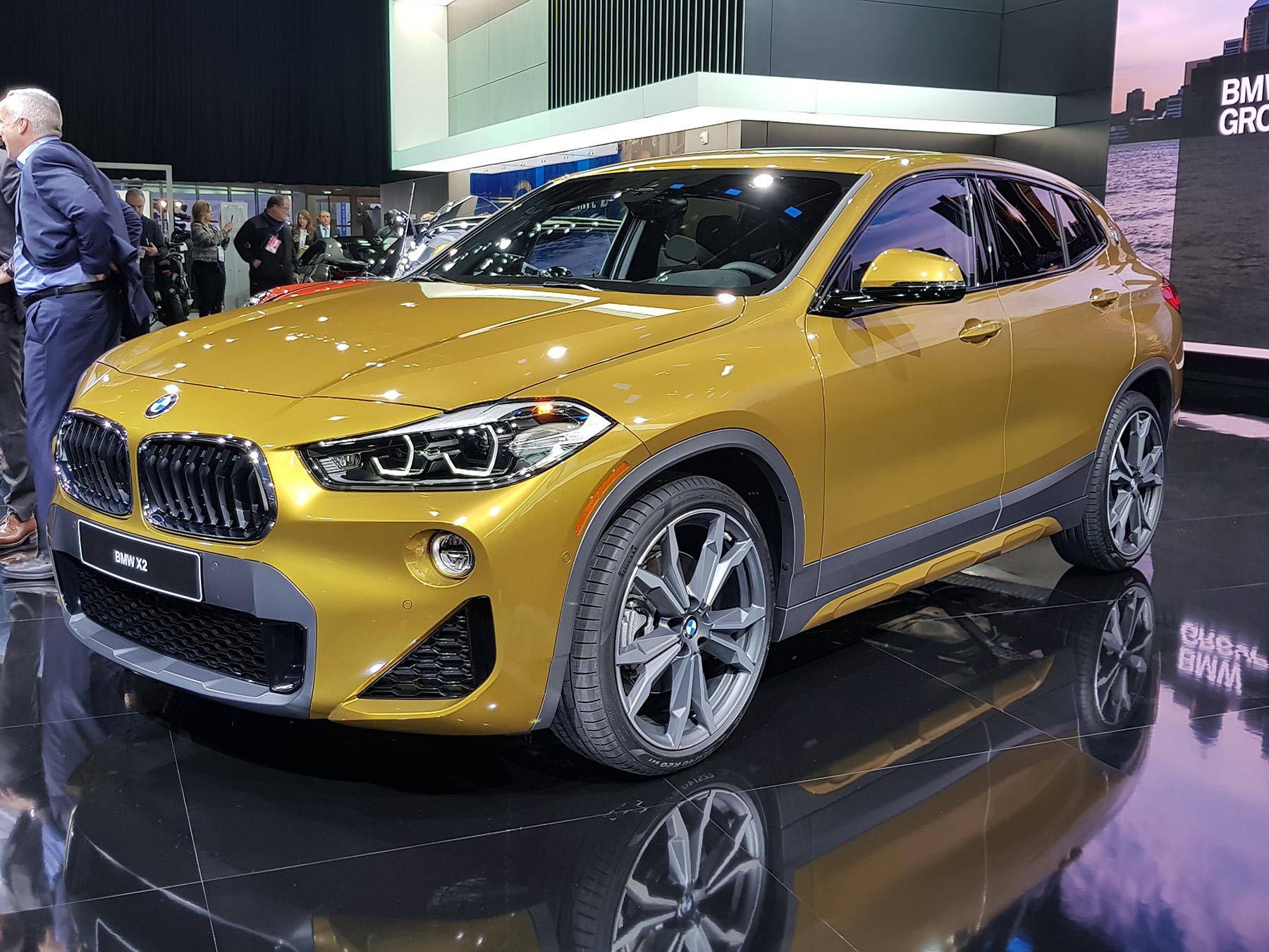 Novo SUV (ou SAV segundo a marca) apresentado no salão de Detroit