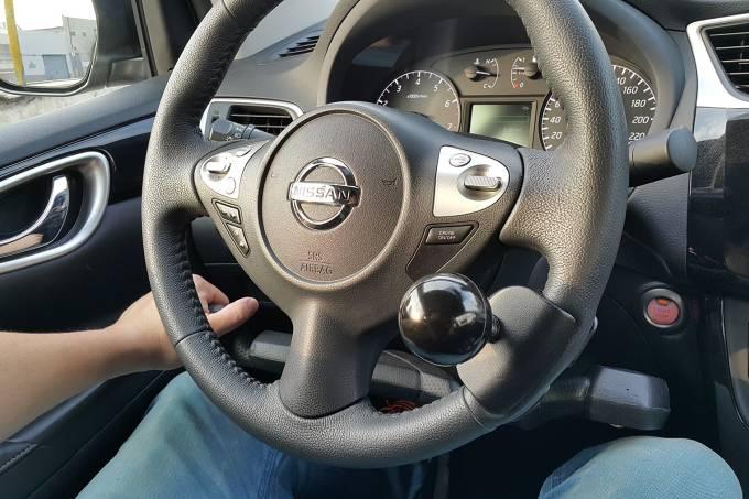 Pomo para volante