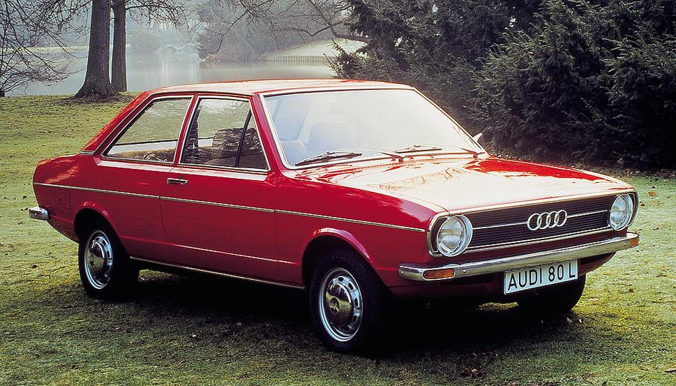 Audi 80 LS 1972