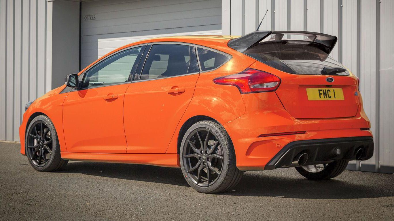 Ford Focus RS Heritage