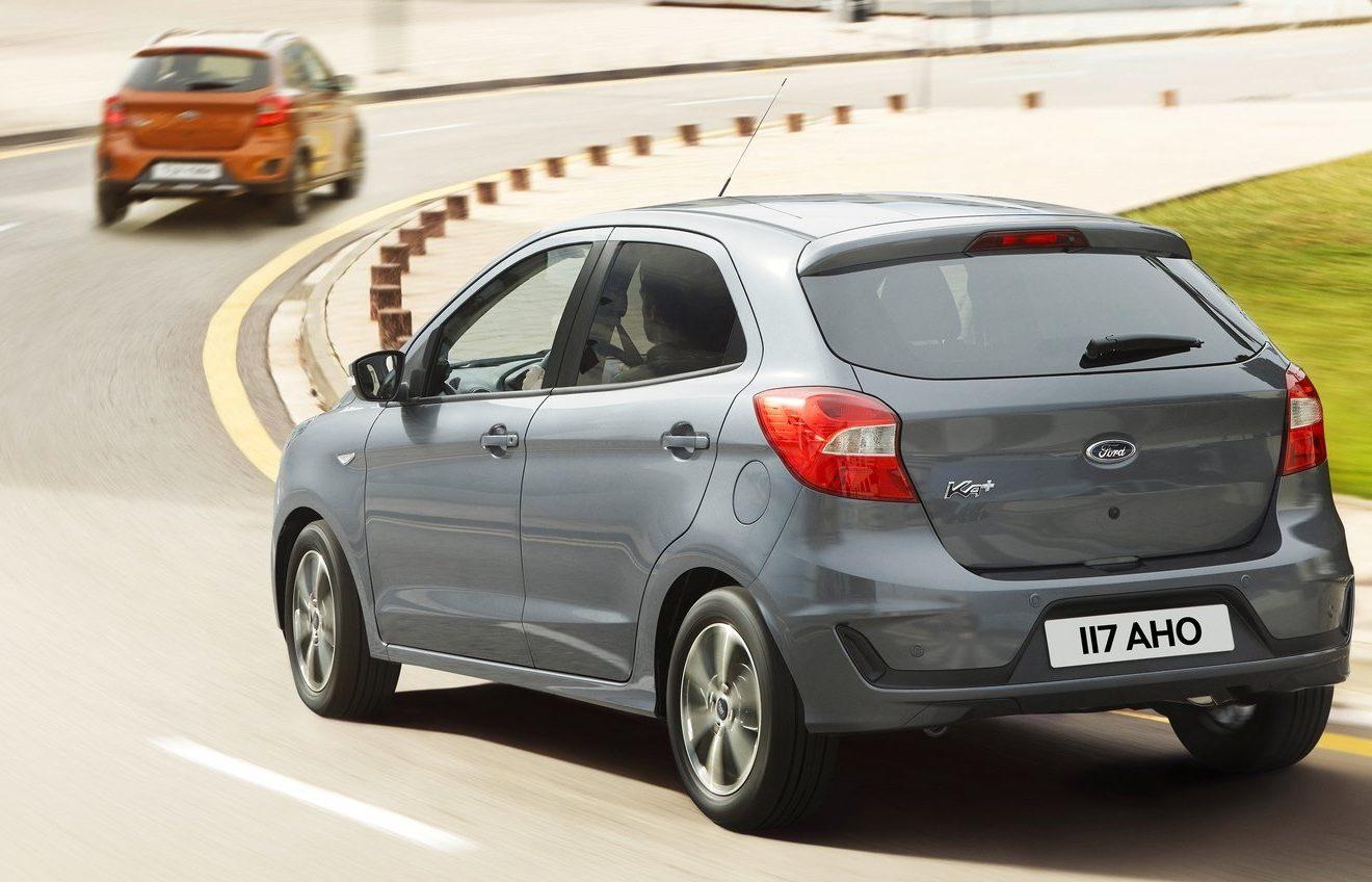 Ford Aumenta Precos De Ka E Ka Sedan Quatro Rodas