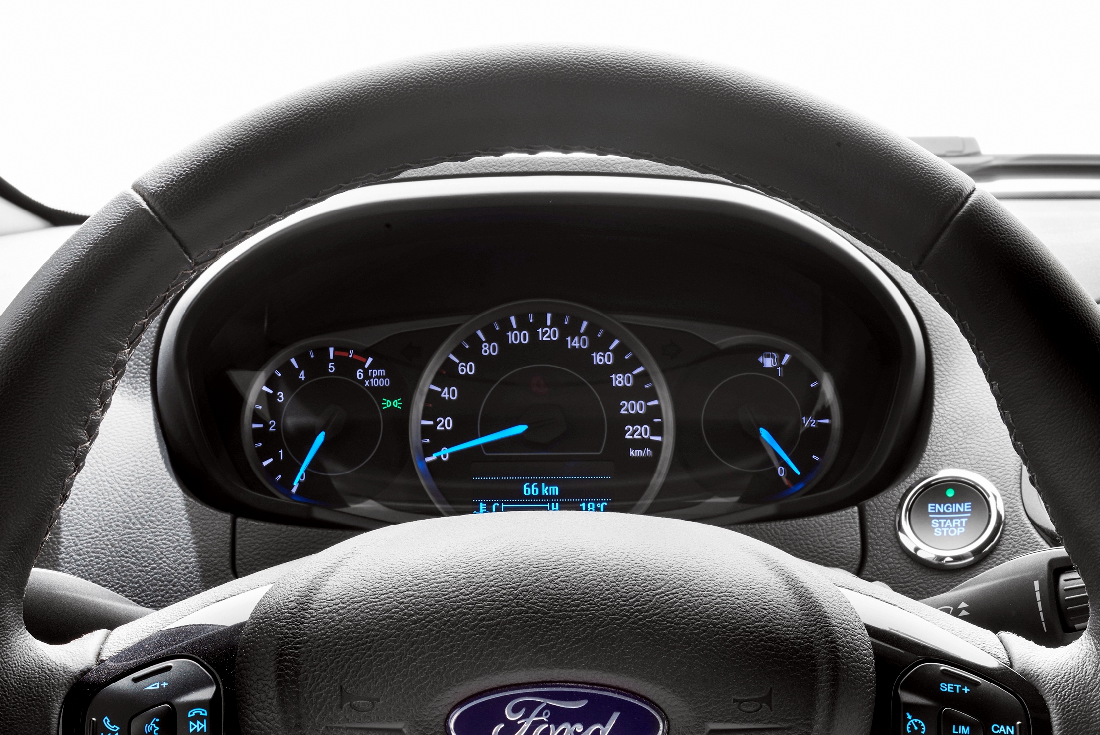 Ford Ka 2019 painel