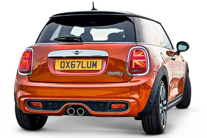 Top ten: Lanterna Minicooper