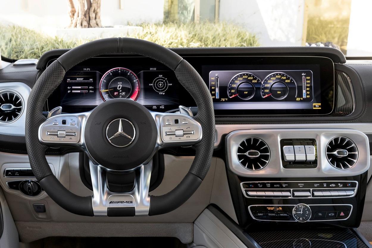 Mercedes Amg G63 Esta Mais Rapido E Estranho Quatro Rodas