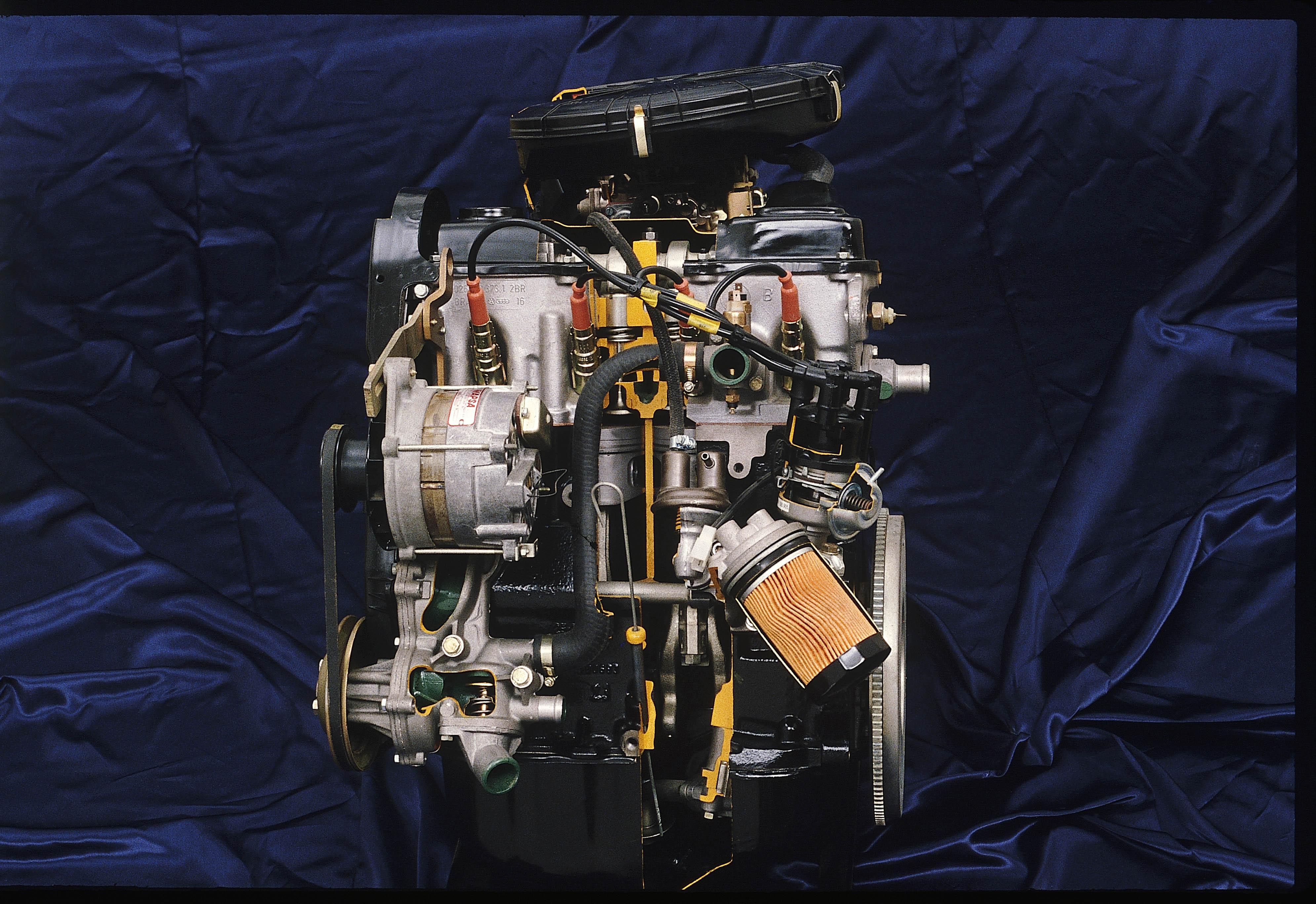 Motor 1.8 do Gol GT