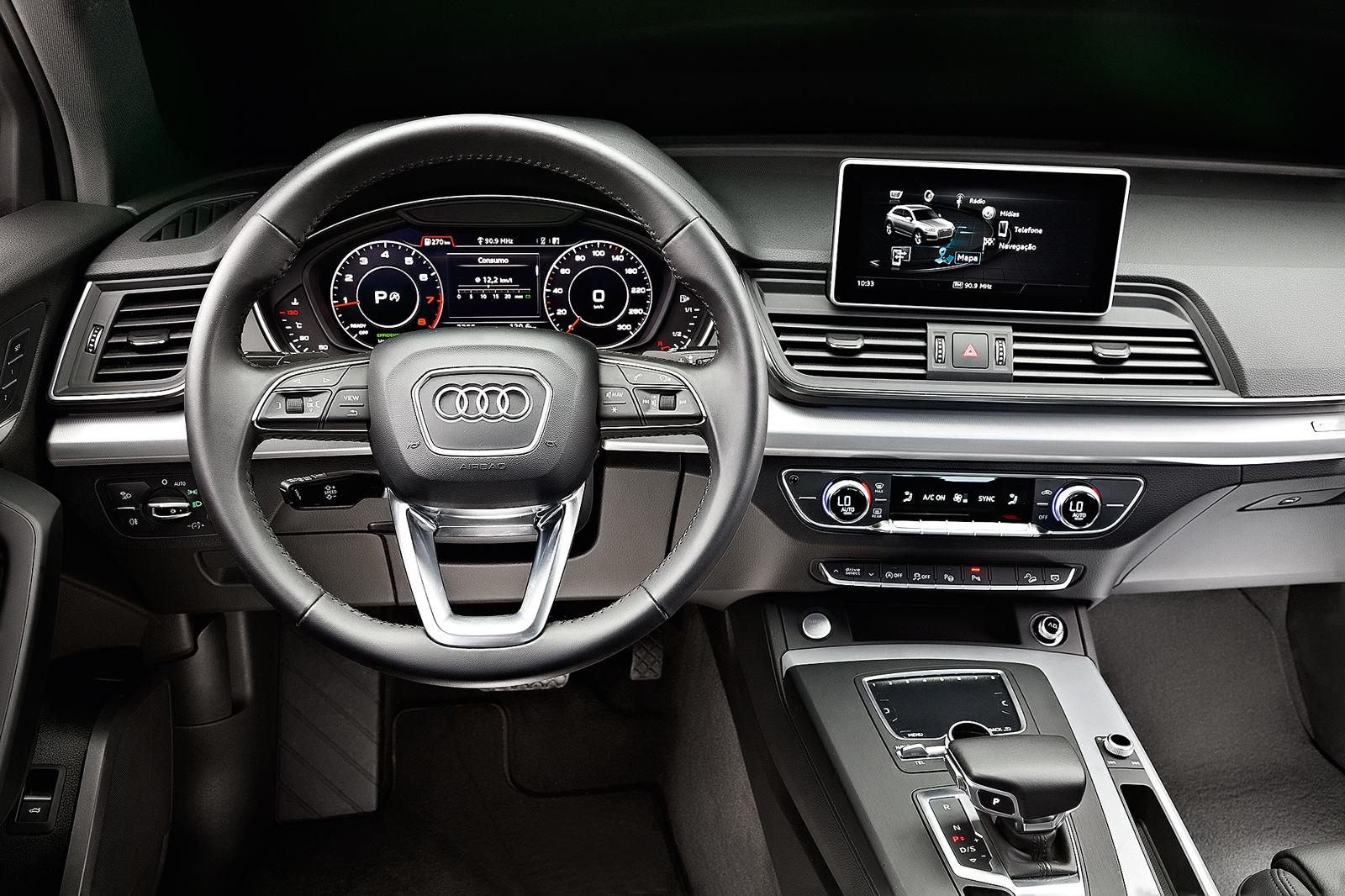 Comparativo Audi Q5 X Mercedes Glc X Volvo Xc60 Quatro Rodas