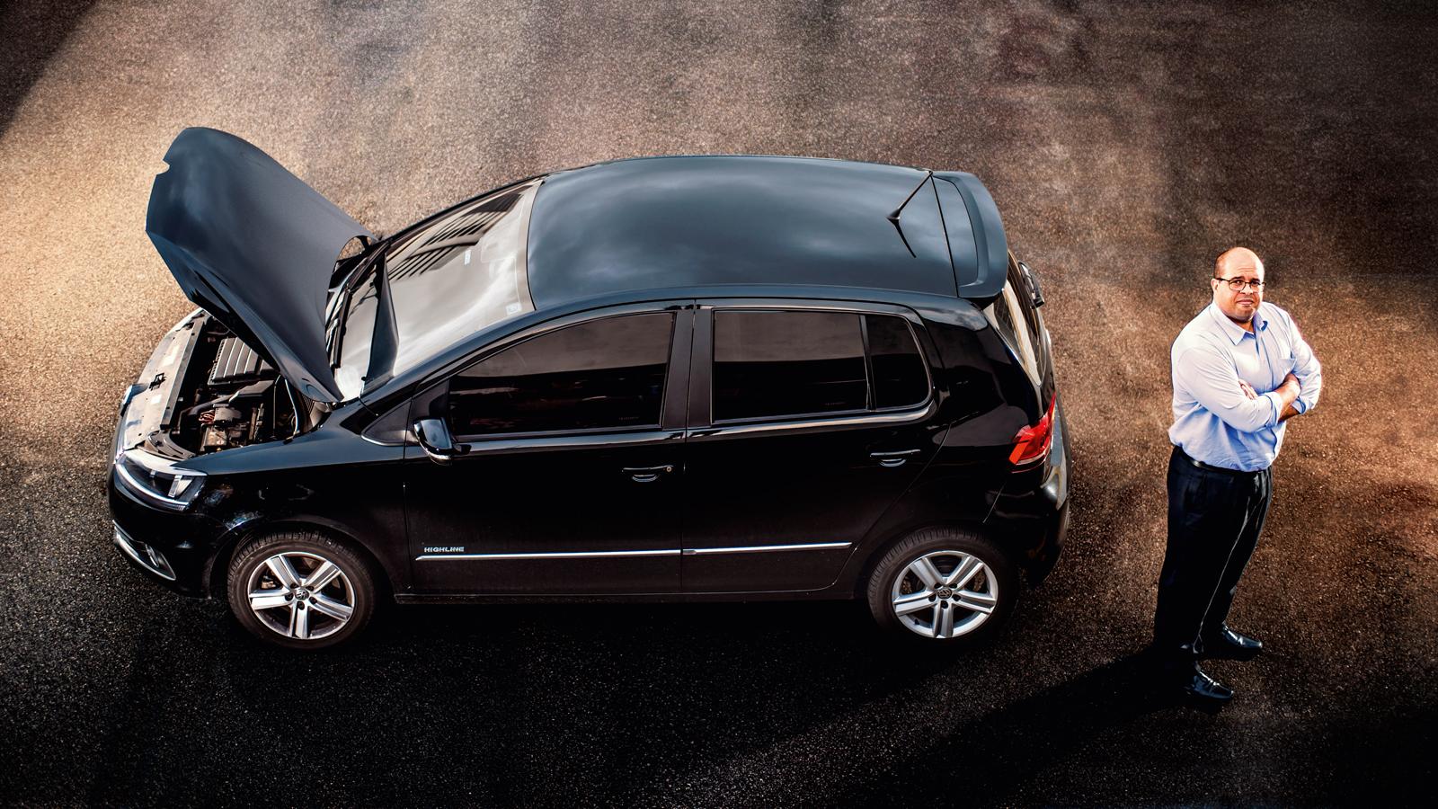 Autodefesa - VW Fox
