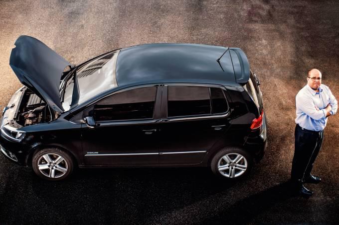 Autodefesa – VW Fox