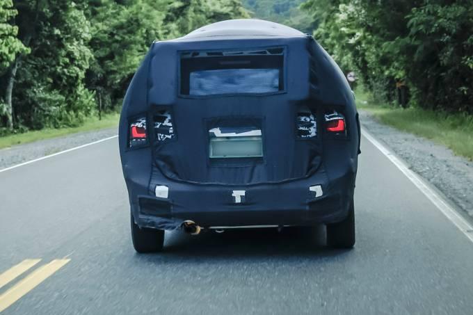 Chevrolet Spin Segredo