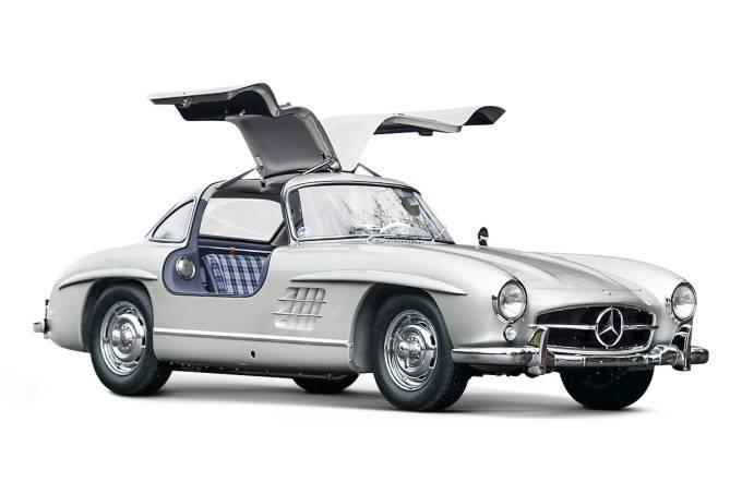 Mercedes 300 SL Coupé