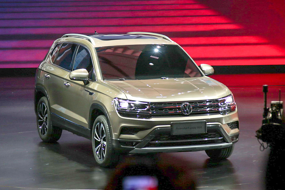 Advanced Powerful SUV Tharu Tarek