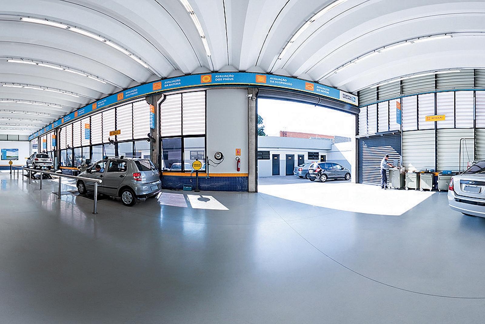 Centro Automotivo Porto Seguro