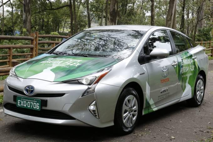 Toyota Prius Flex