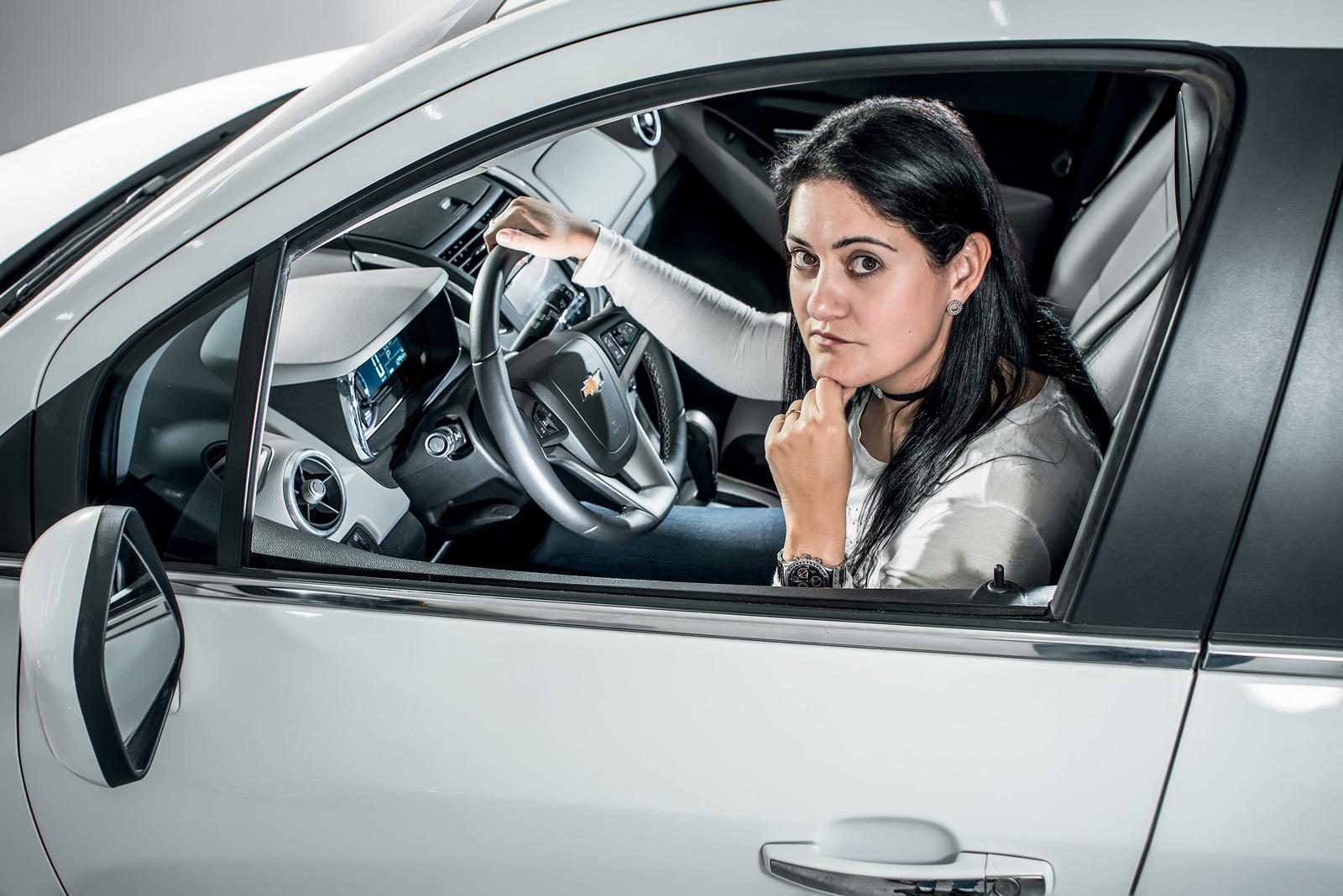 hábitos ao dirigir
