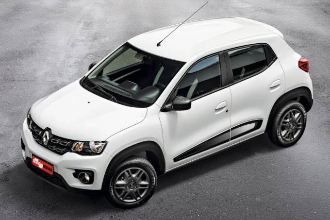 Longa Duração: Renault Kwid