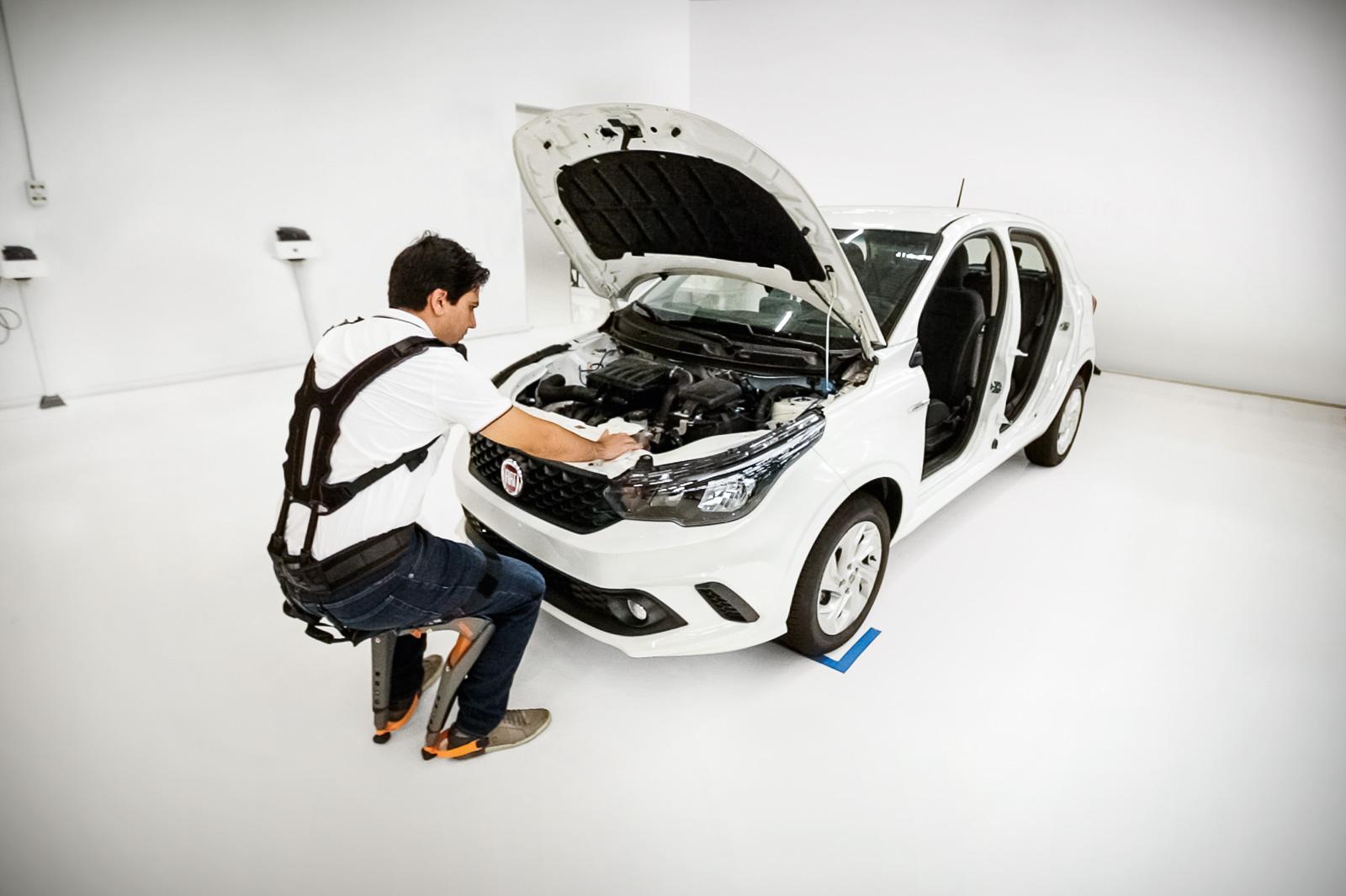 exoesqueleto Fiat