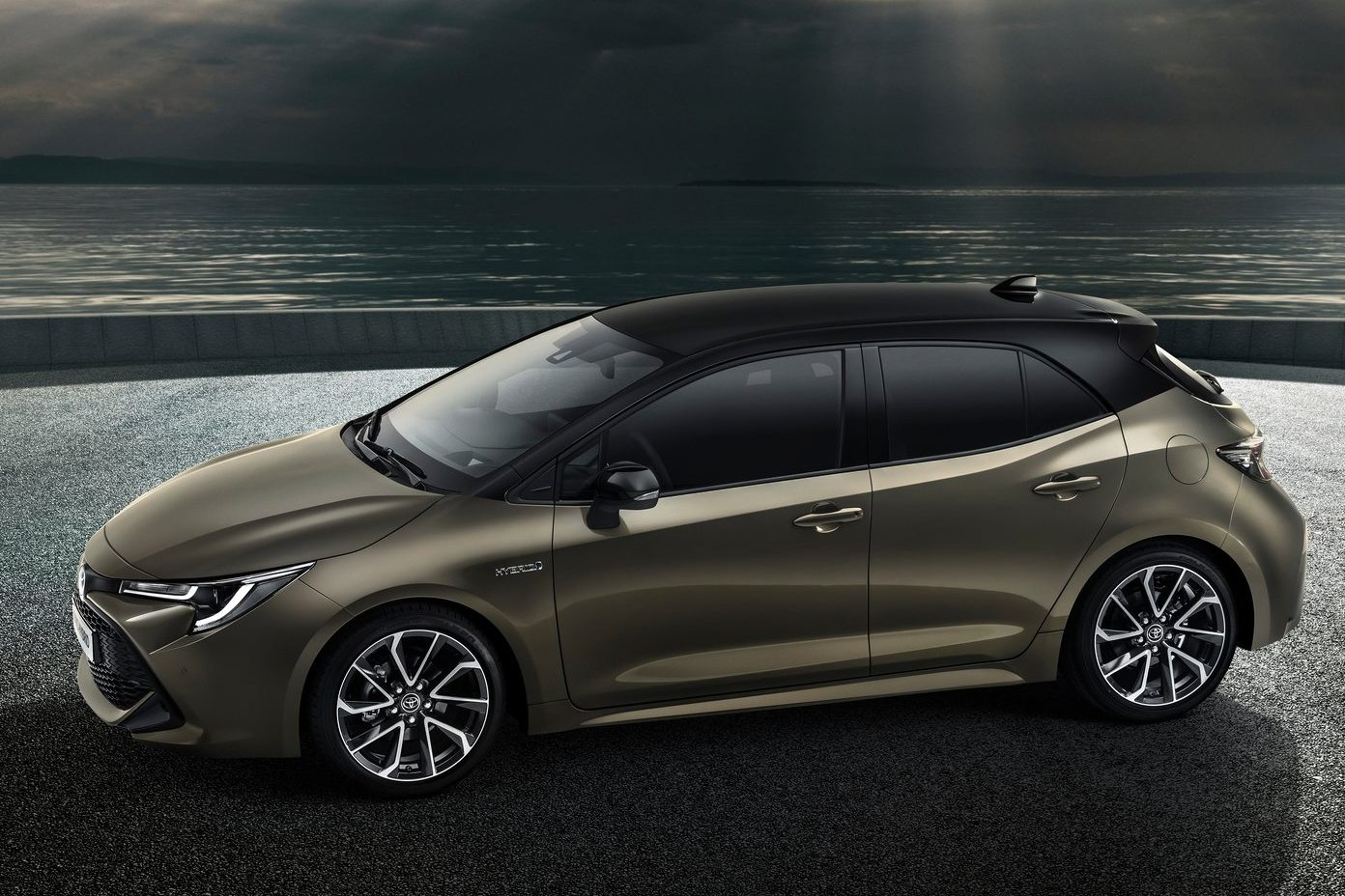 Toyota Auris Antecipa Novo Corolla Híbrido Nacional Quatro Rodas
