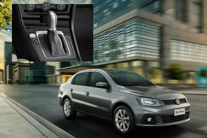 Montagem Volkswagen Voyage Automático