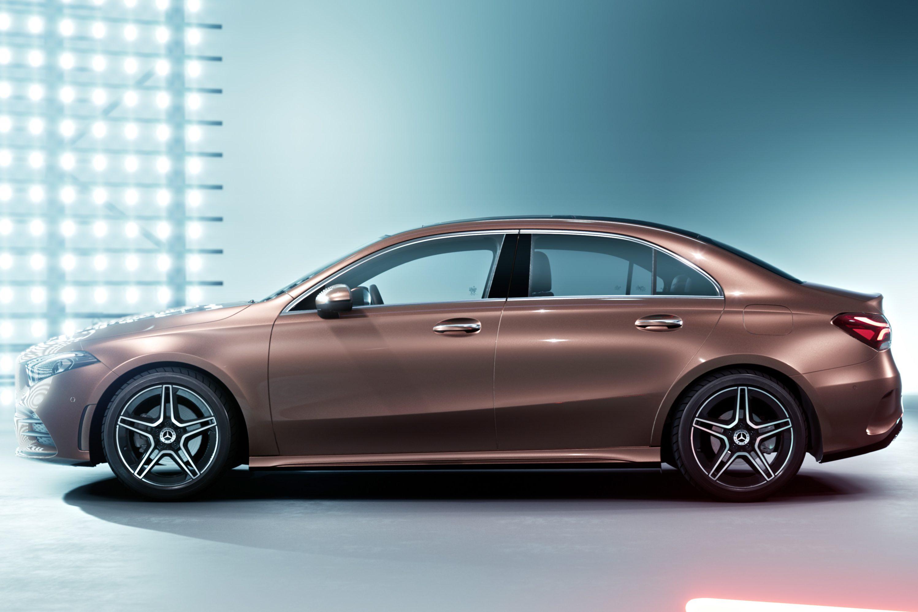 Novo Mercedes Classe A Sedan CLA