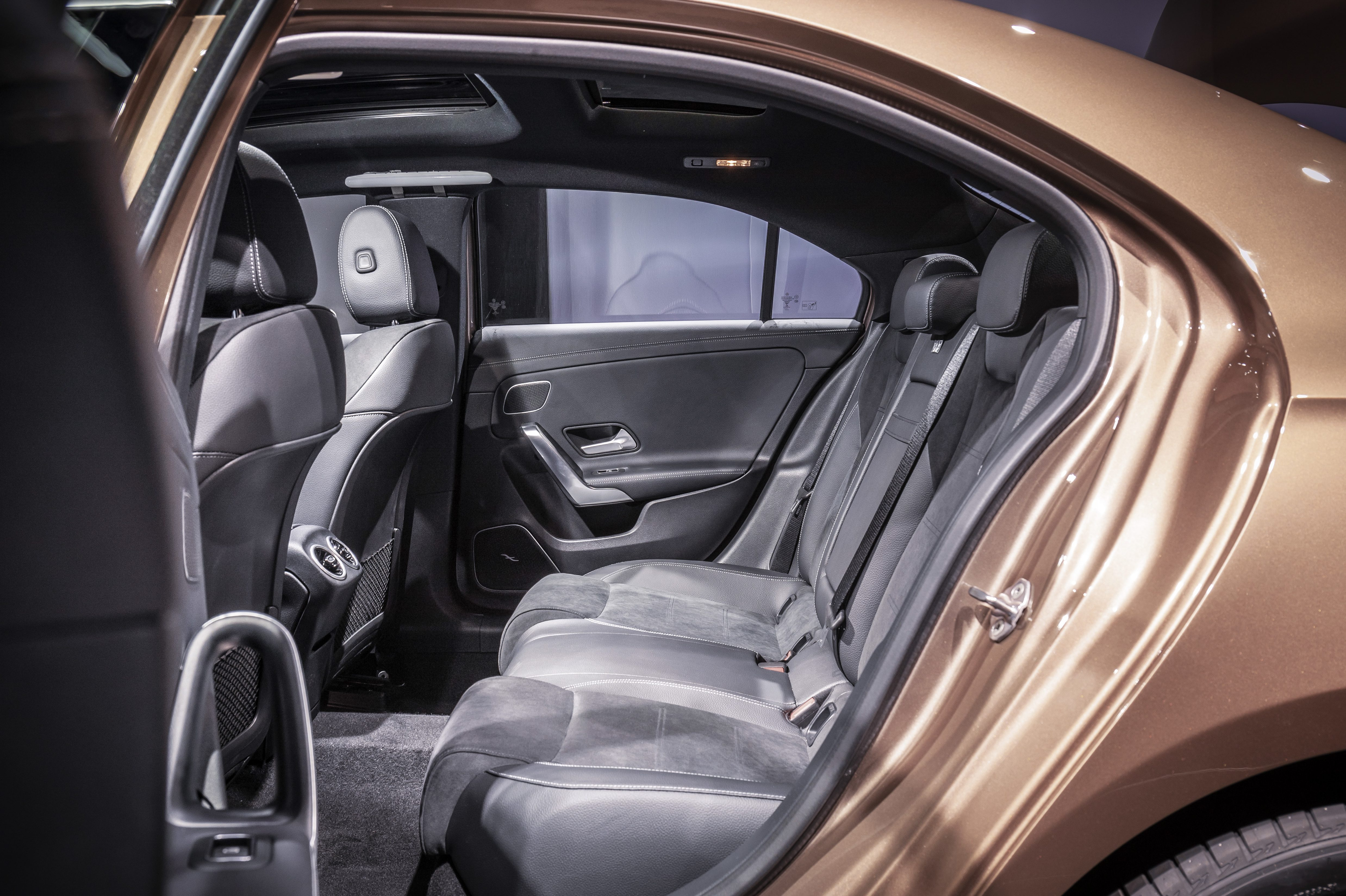 Mercedes Benz Classe A CLA Sedan