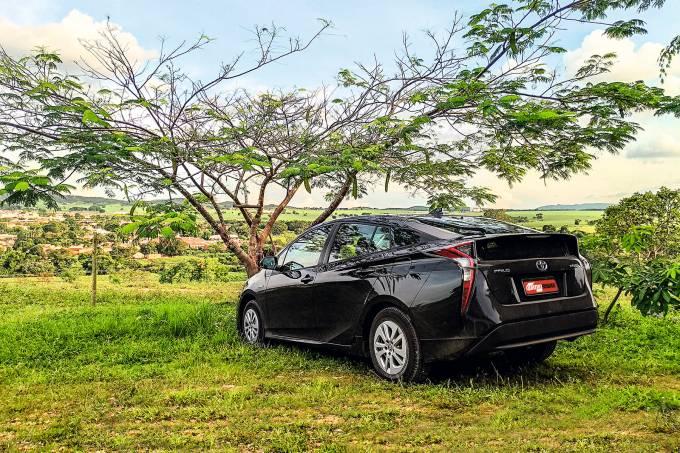 Longa Duração: Toyota Prius