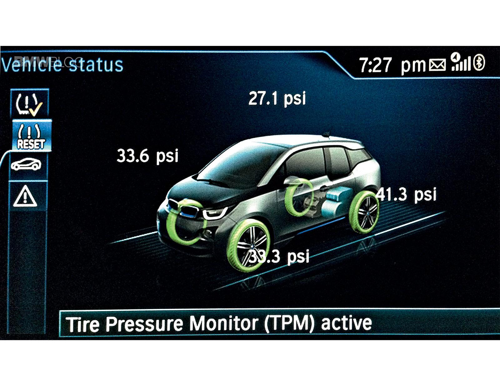 sensor de pressão dos pneus