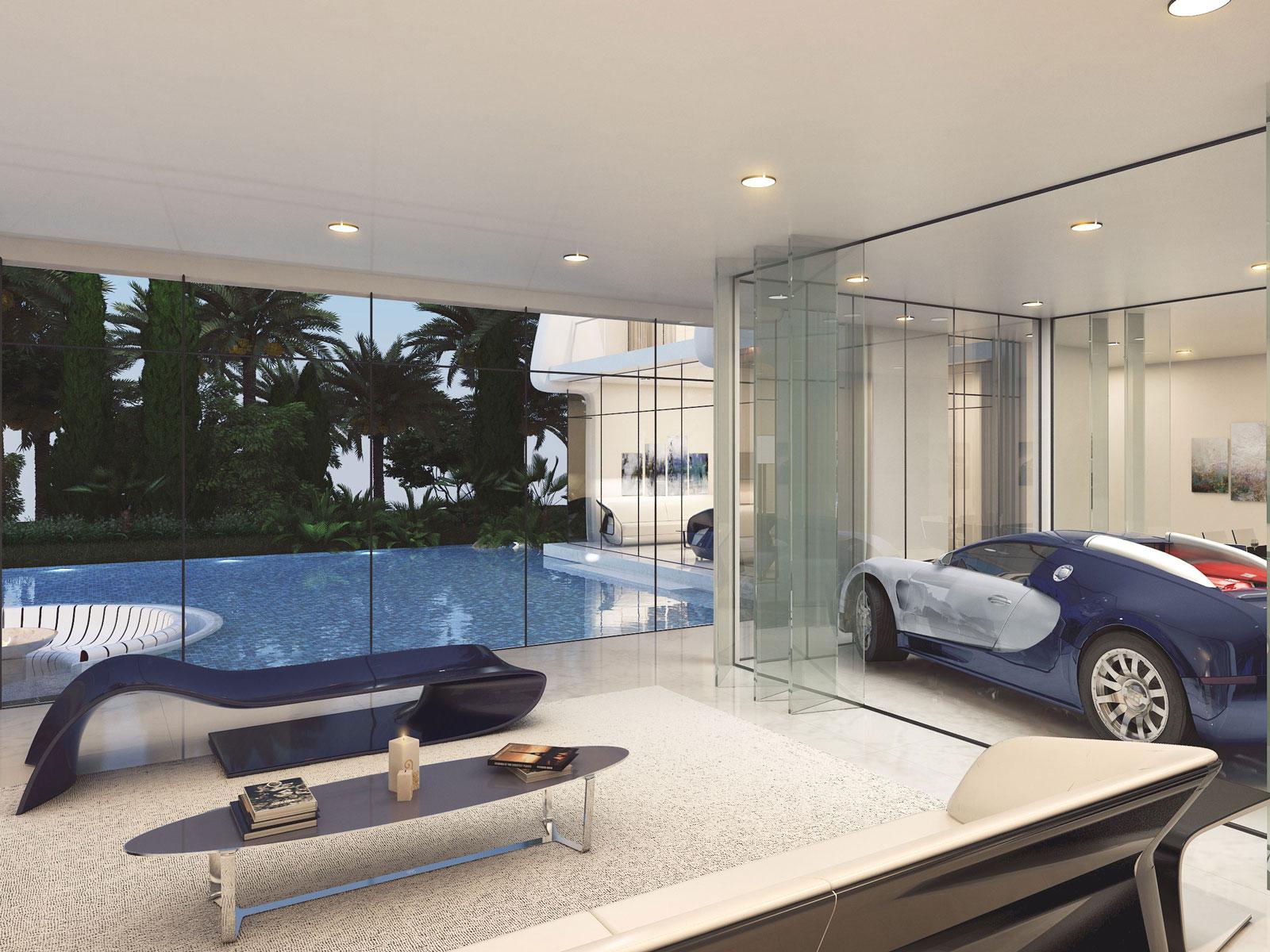 Ettore 971 Bugatti Villa