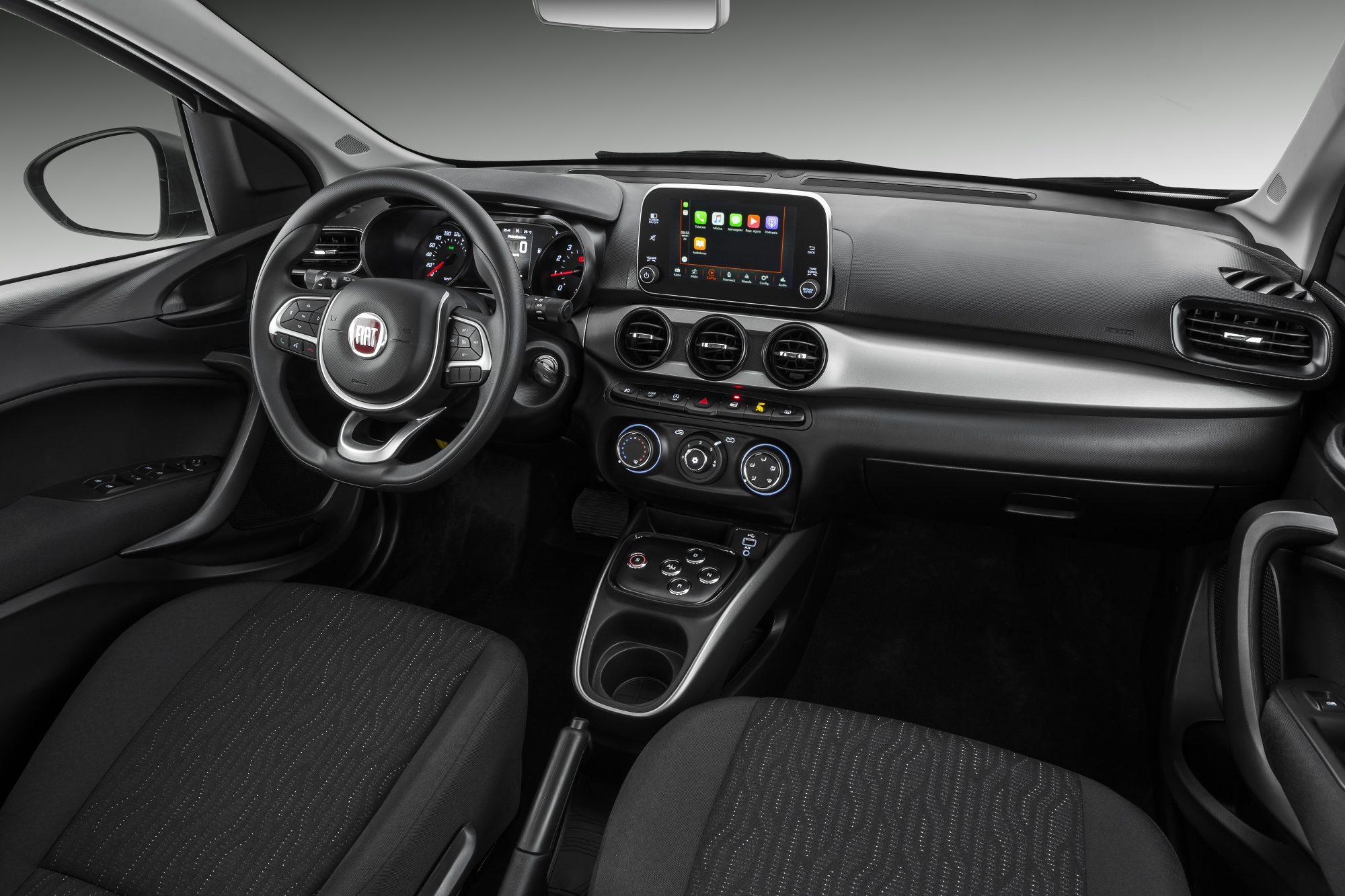 Painel Fiat Cronos 1.3 Drive GSR