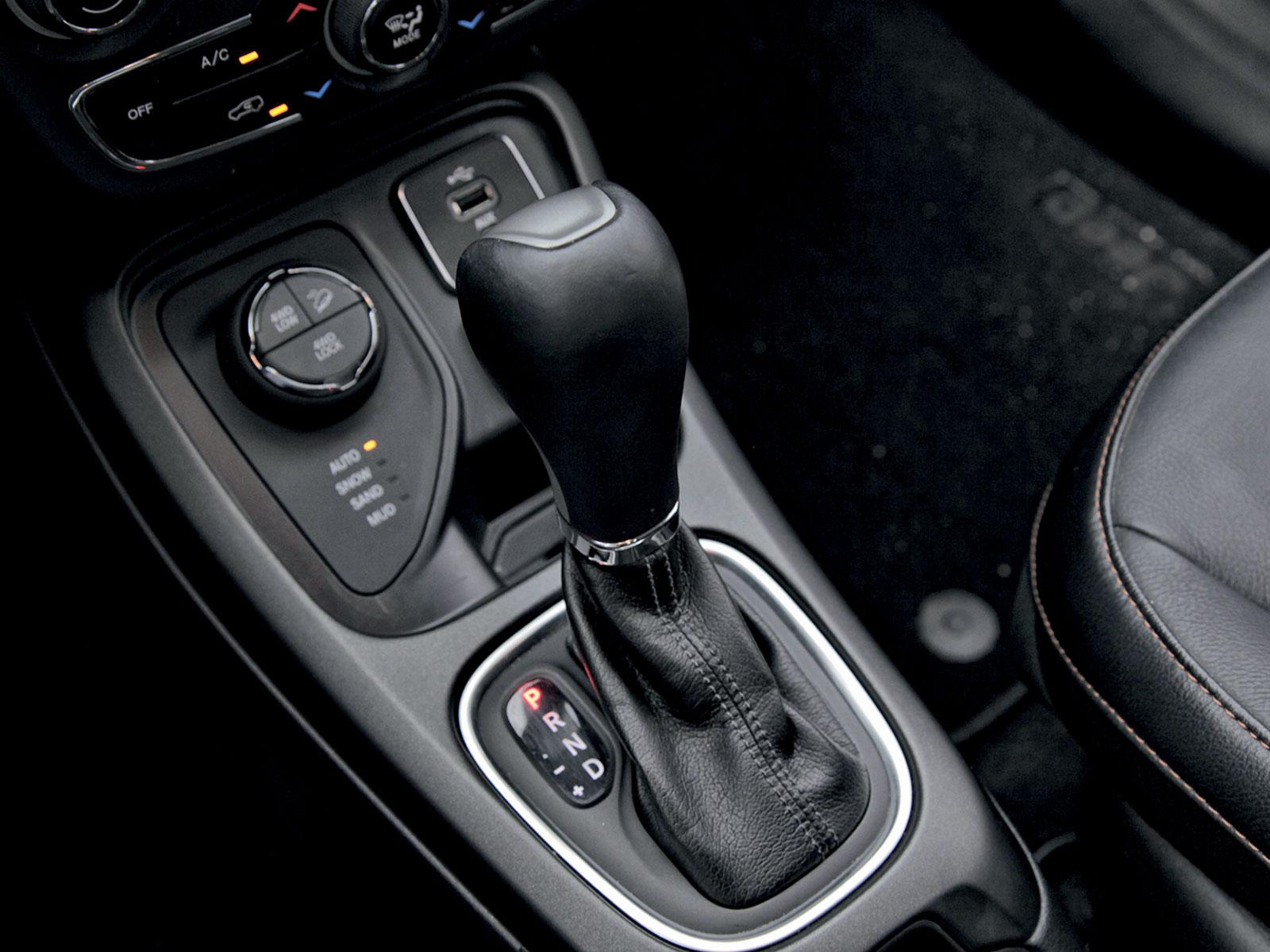 Longa Duração do Jeep Compass