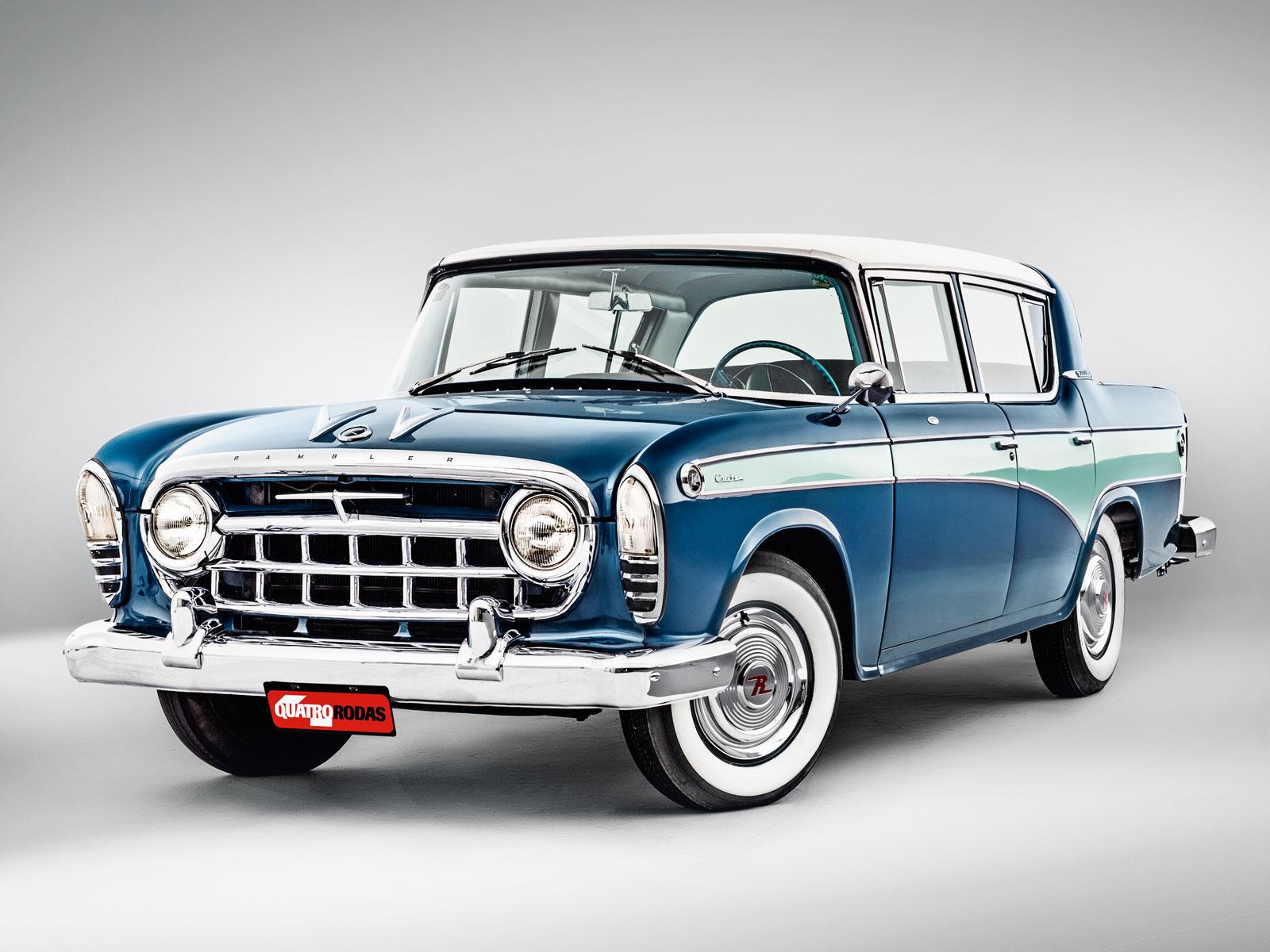 Rambler Six Custom 1957