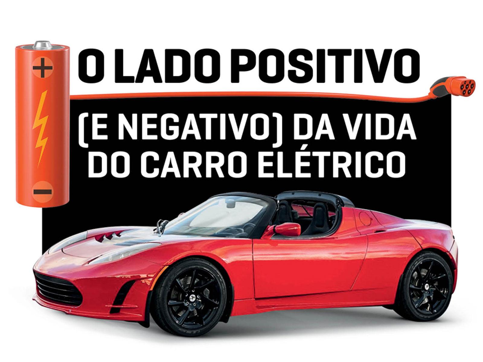 O lado positivo e negativo dos carros elétricos