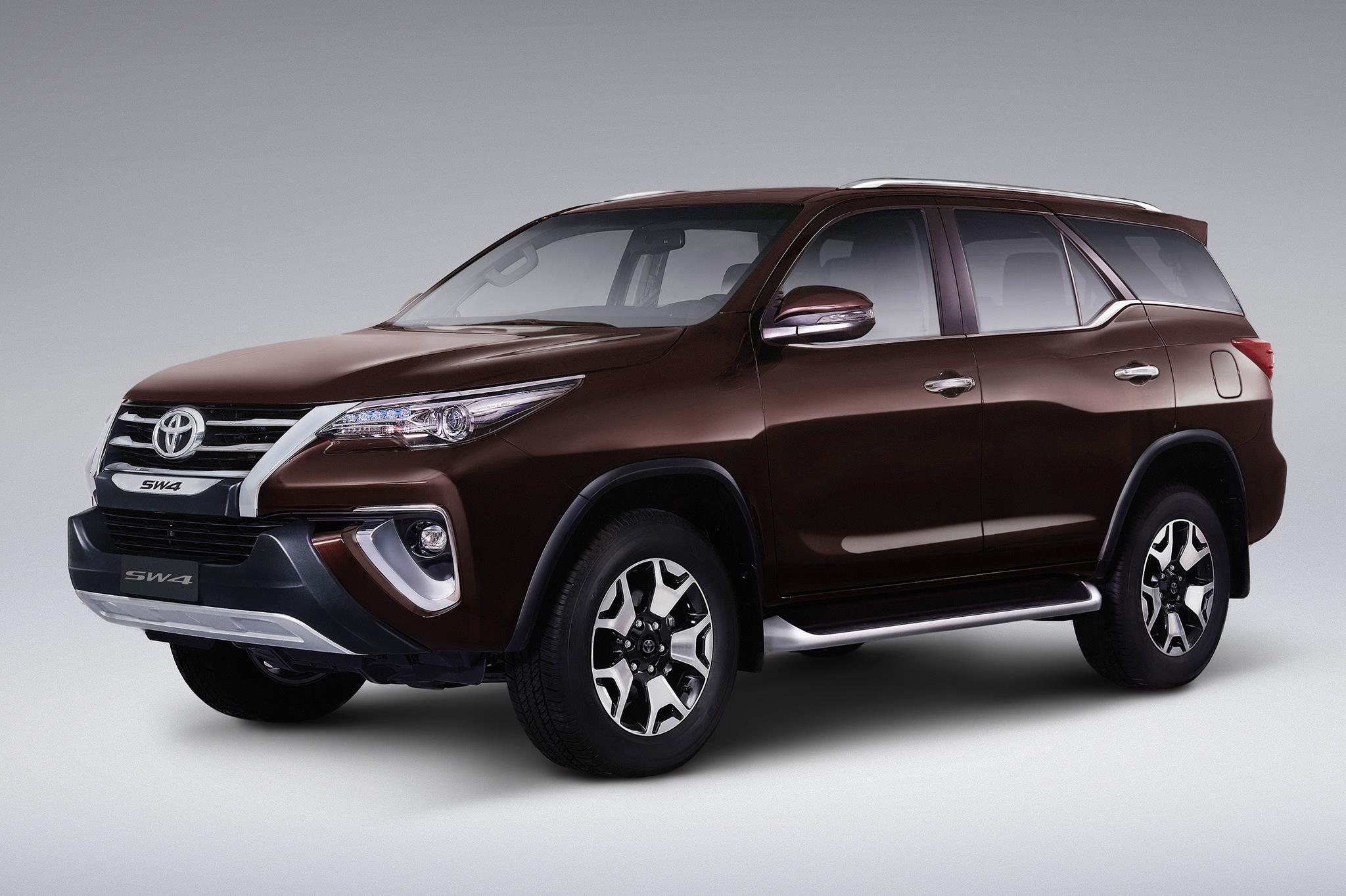 Toyota SW4 Diamond 2019