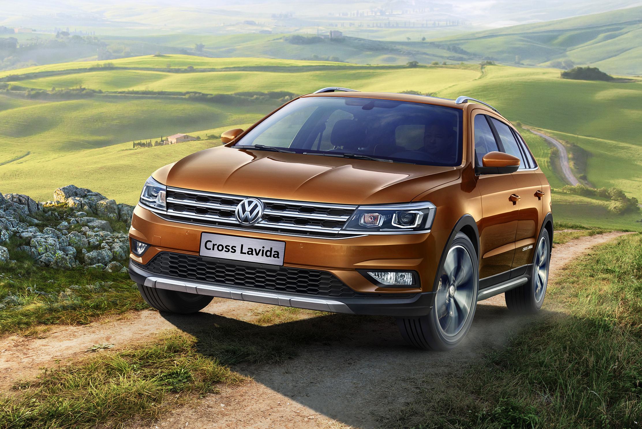Volkswagen Cross Lavida