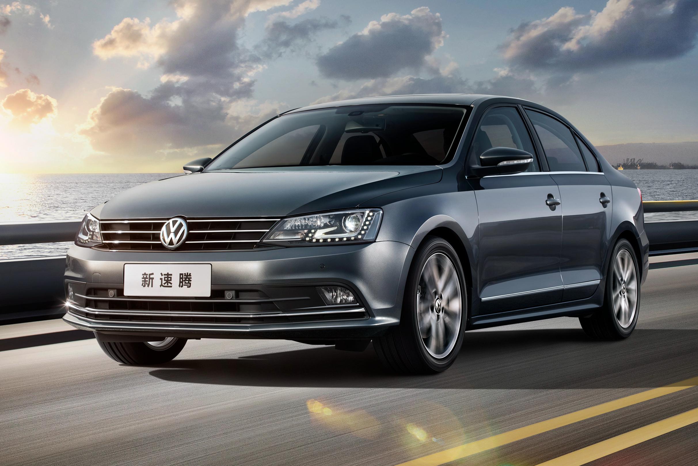 Volkswagen Sagitar