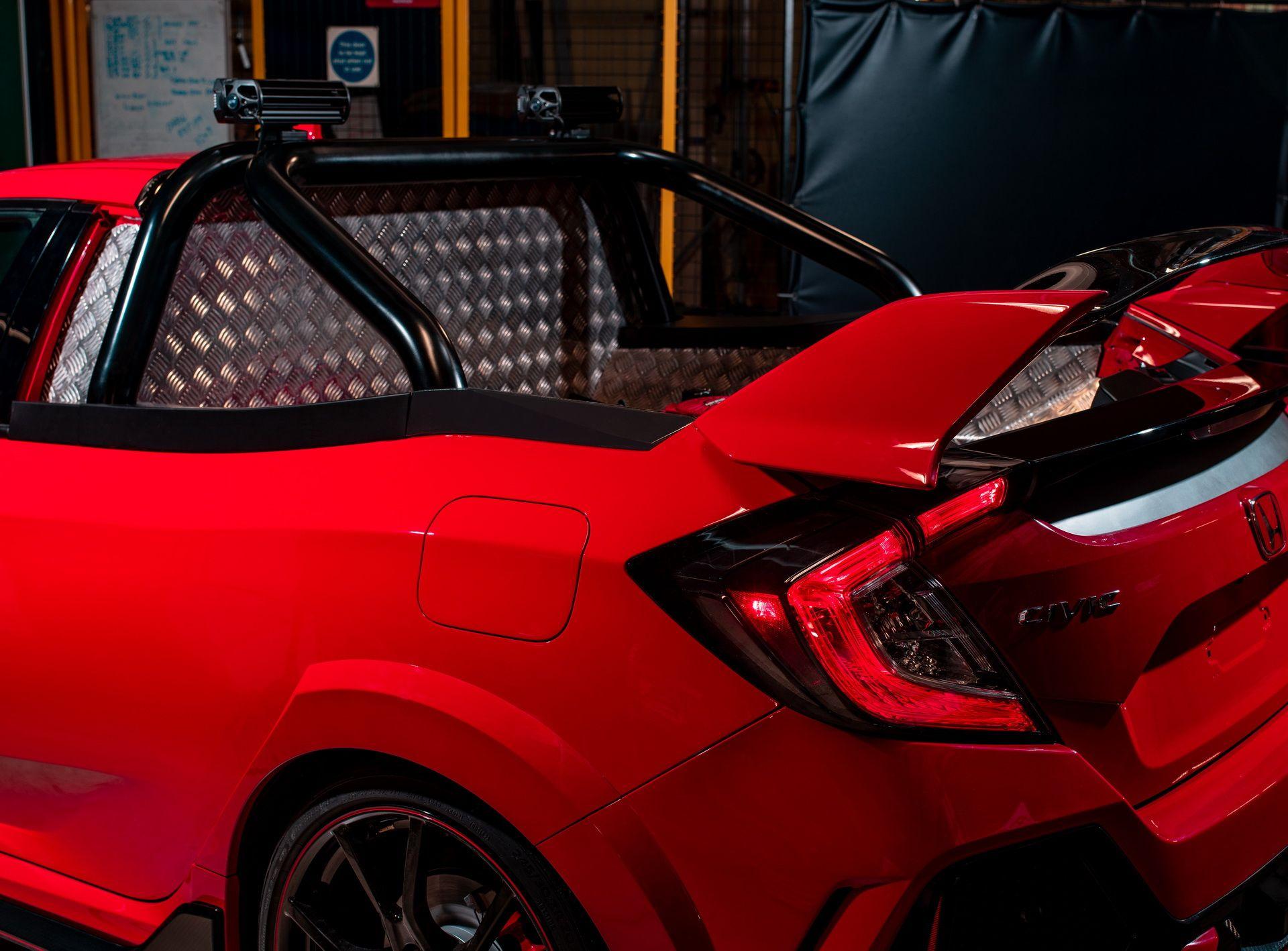 Honda Civic Type R Picape