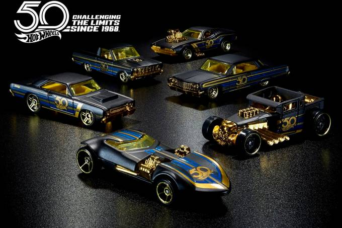 50th Anniversary Black & Gold Edition