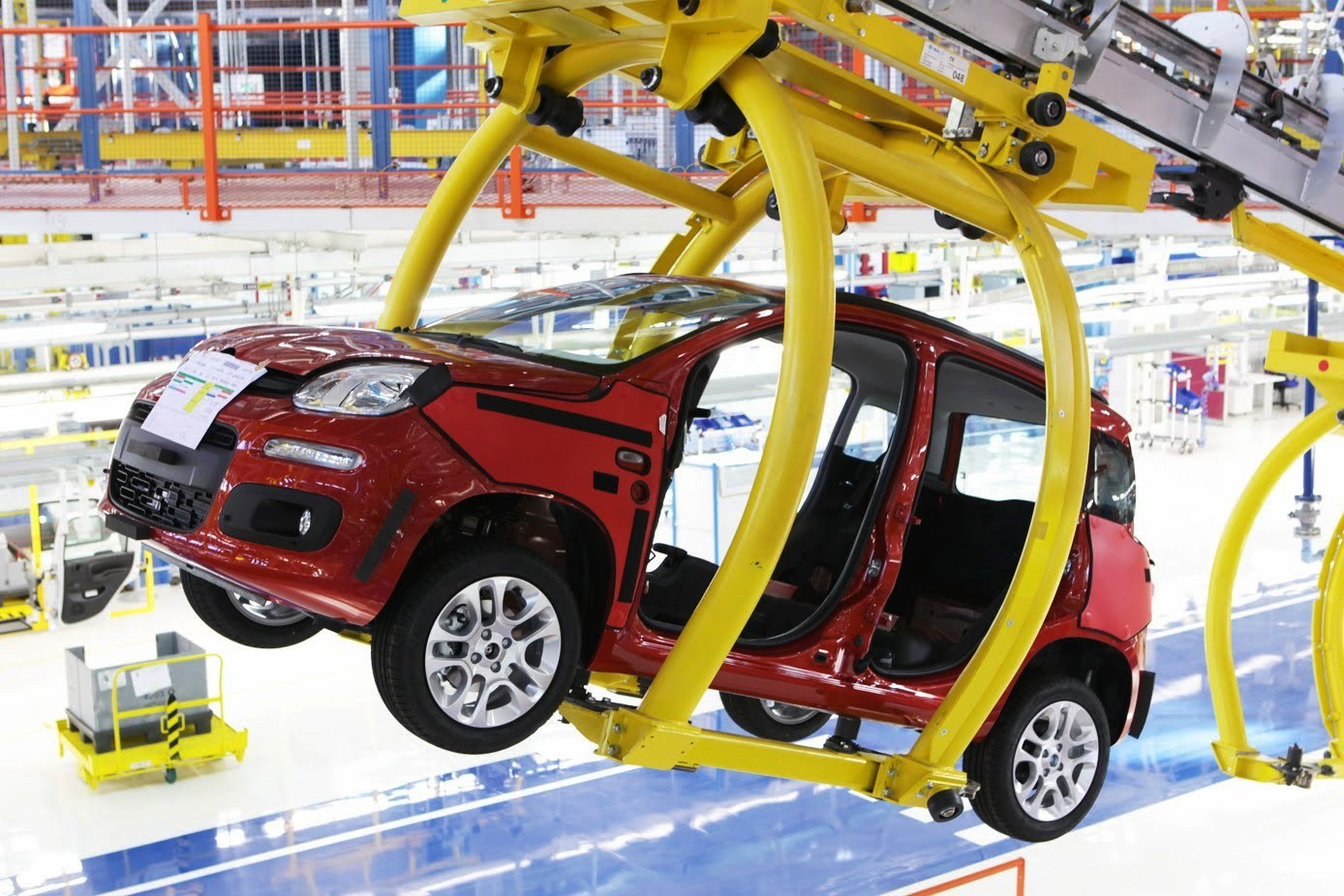 Fábrica Fiat Panda