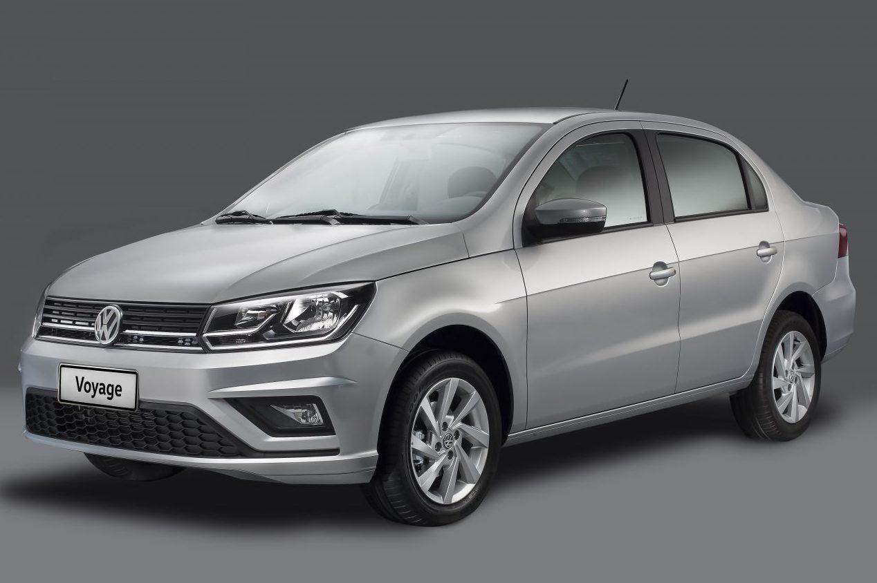 Volkswagen Voyage 2019 Exterior Dianteira Estática