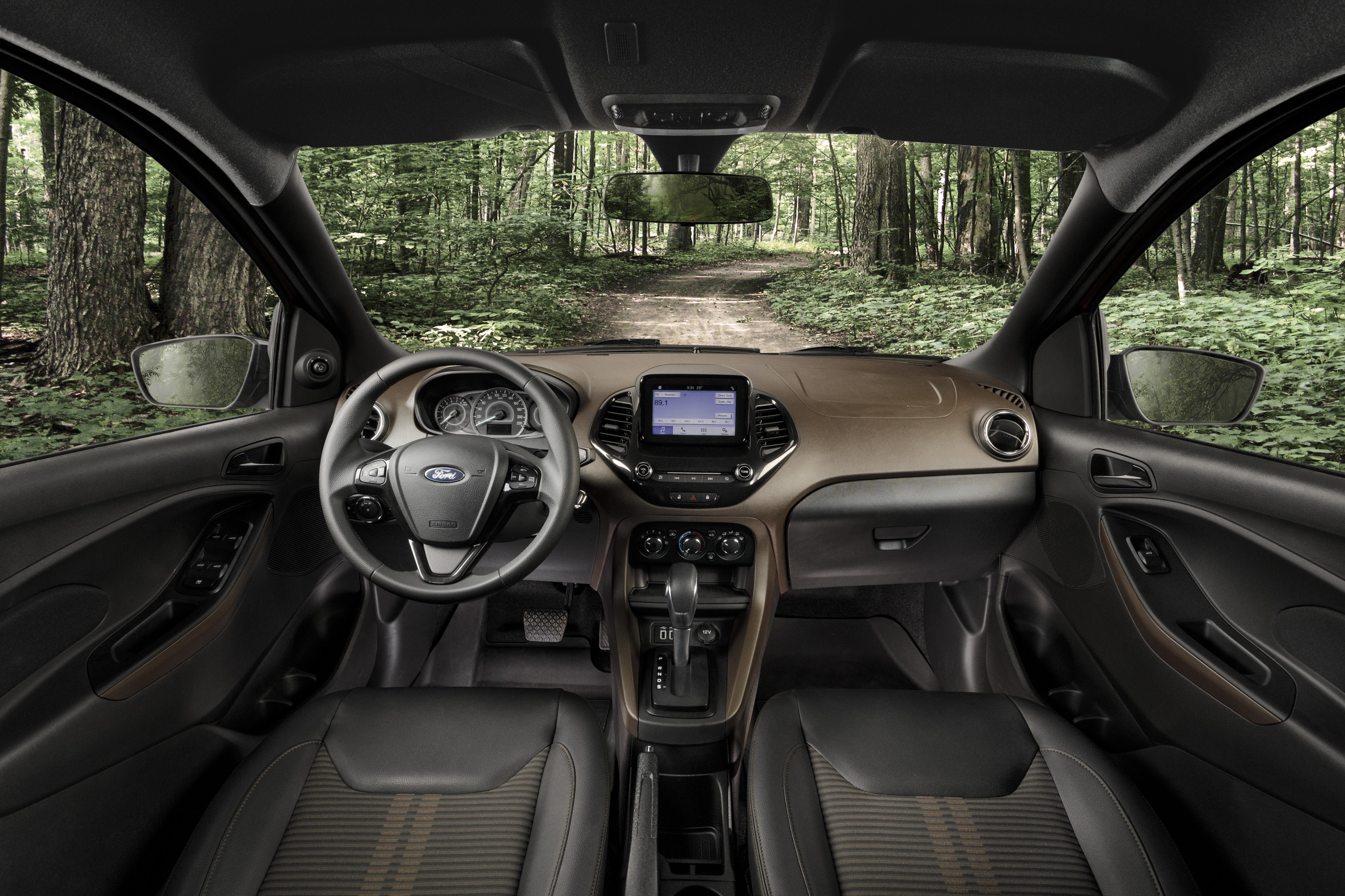 Ford apresenta novo Ka Freestyle, a versão aventureira da ...