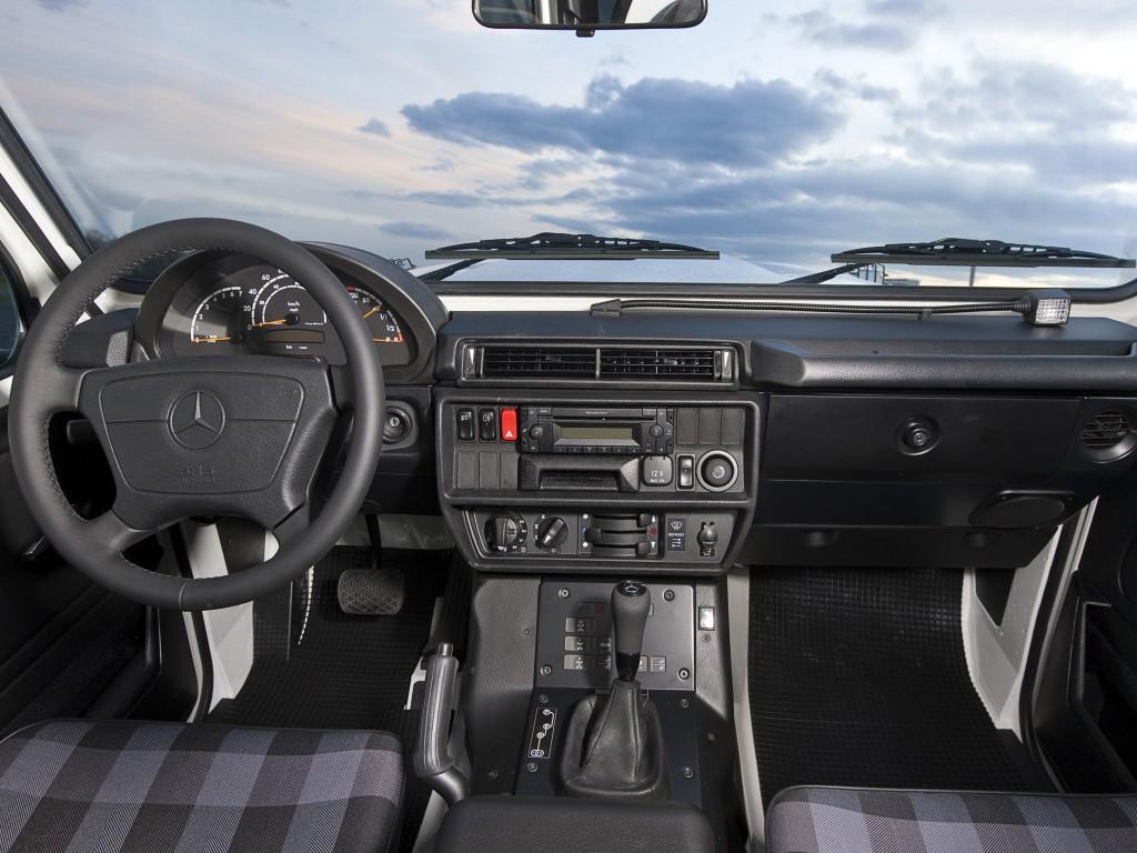 Mercedes G300 Professional