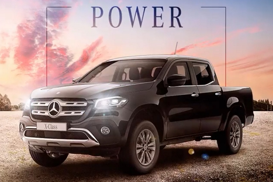 Mercedes Classe X Power