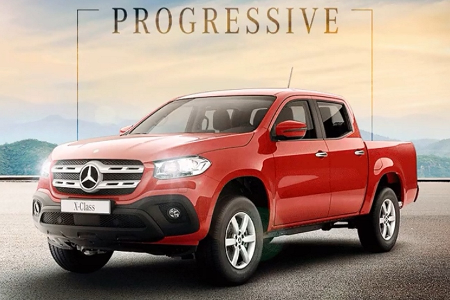 Mercedes Classe X Progressive