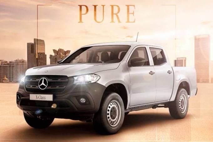 Mercedes Classe X Pure