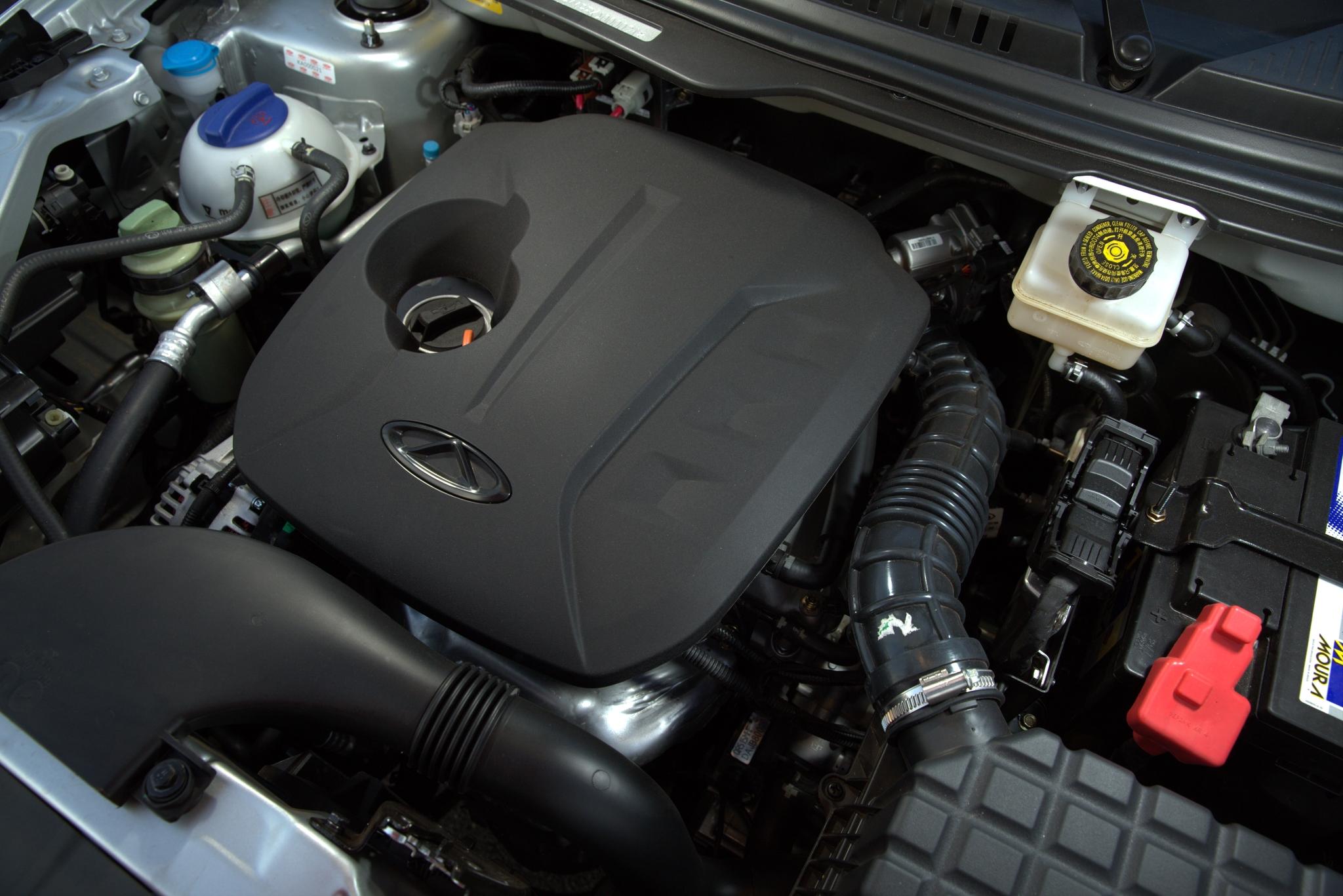 motor Chery Tiggo 2