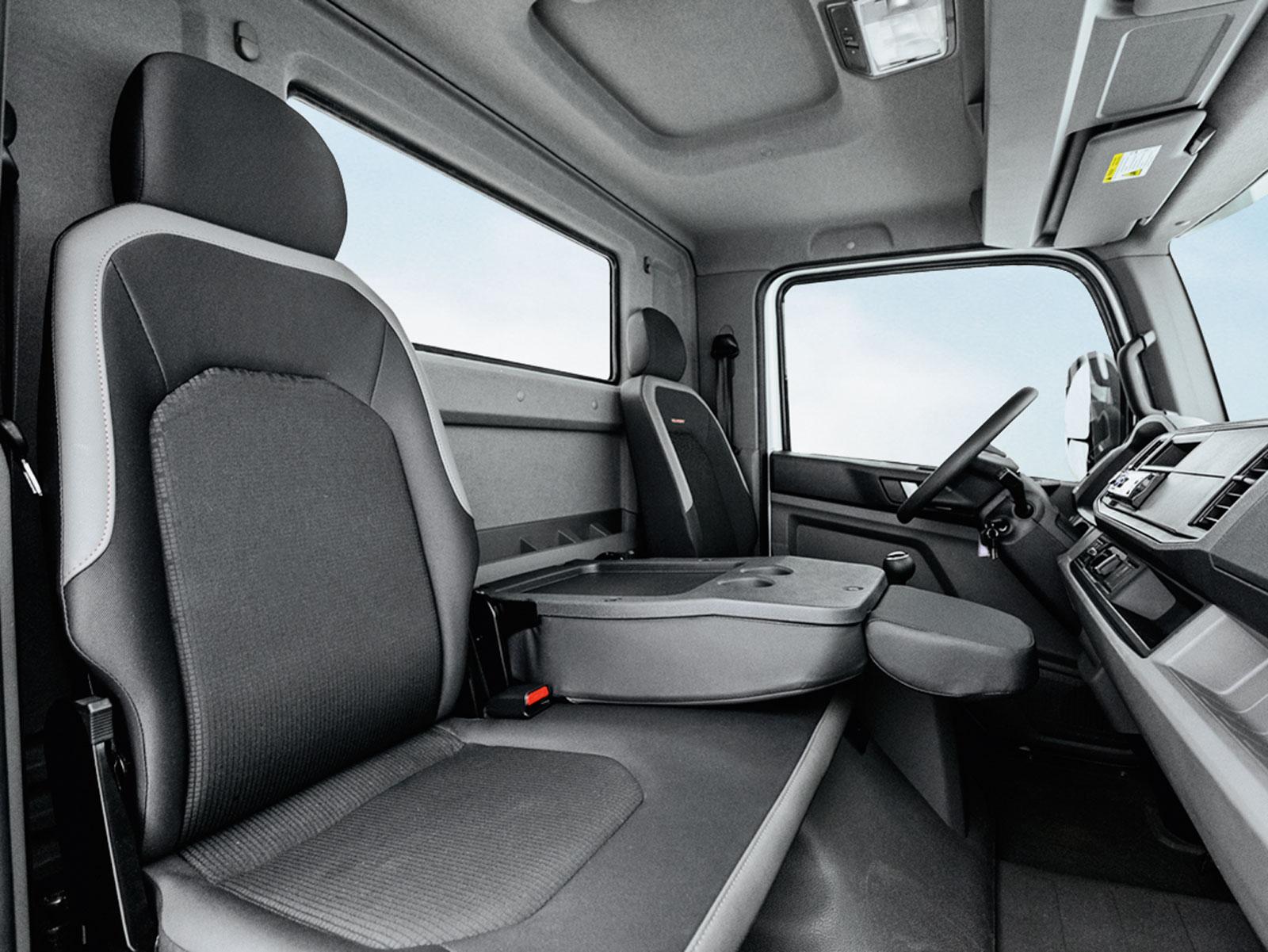 Volkswagen Delivery Express