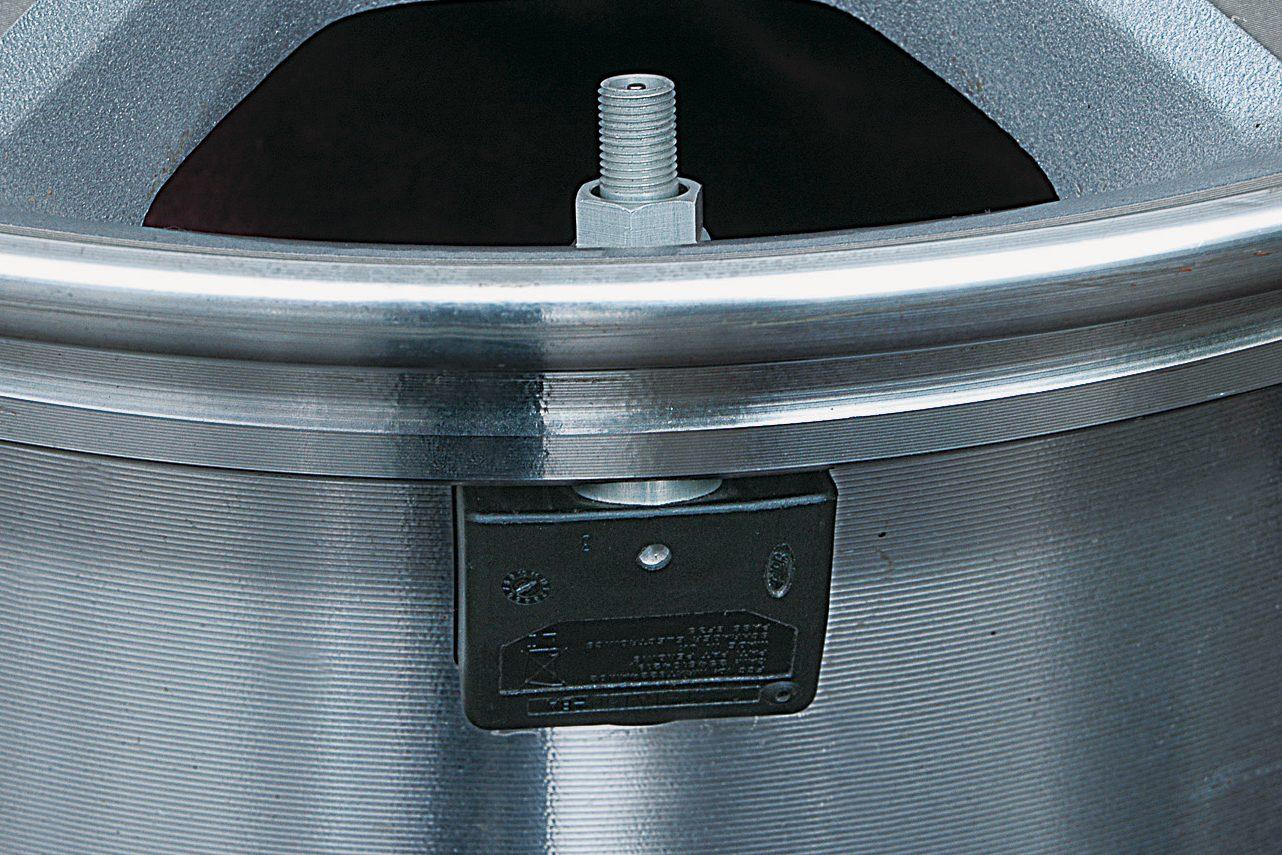 Sensor de monitoramento de pressão do pneu