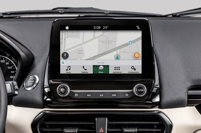 Waze-Sync-iOS Ford