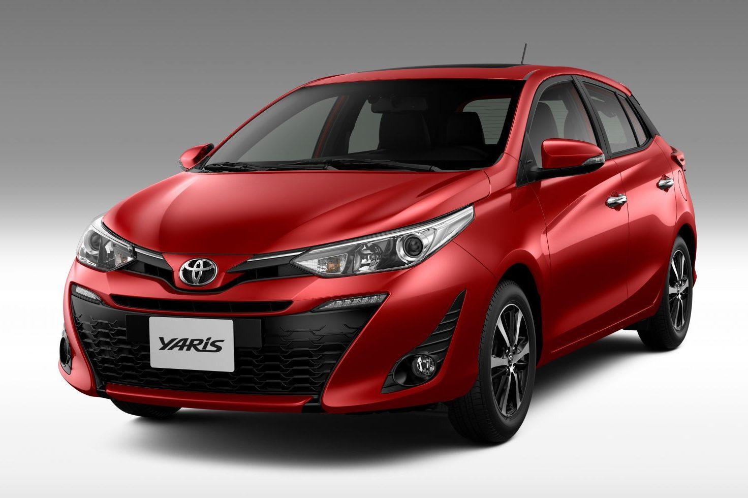 Toyota Yaris 2019 hatch